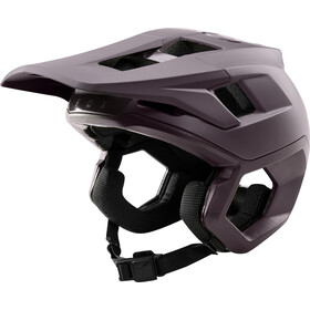 Fox Dropframe Pro Helm Herren dark purple